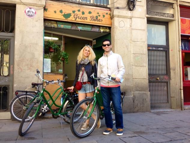 Tuna & Lisya Bisiklet