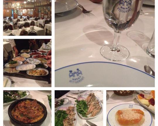 Hatay Restaurant: Çok Özel Bir Meyhane
