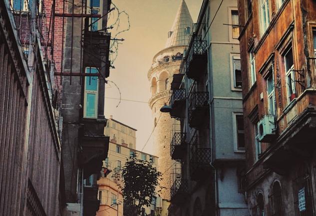 Beyoğlu'ndan Kısa Kısa Notlar Vol 2: Pera-Tünel-Galata