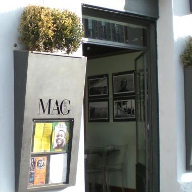 Milano'da Magger'lar İçin Bir Cafe: MAG Cafe