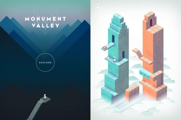 oyunlar – monument valley 1