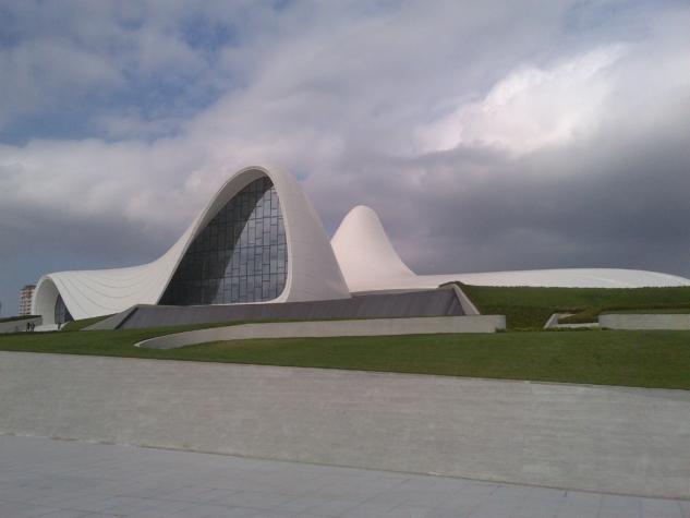 baku – haydar aliyev kültür merkezi