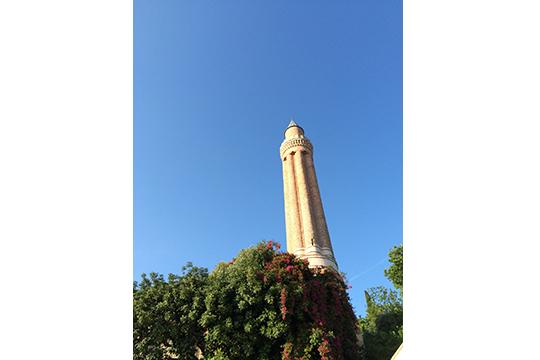 kaleici – yivli minare