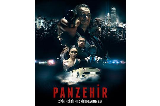 panzehir – afis