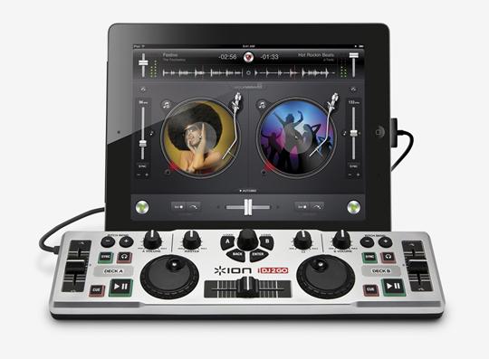 ION iDJ 2 Go iPad/iPhone/iPod DJ Seti