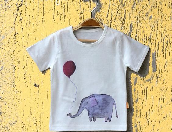 Sanat ile Çocuk Kıyafetleri Birleşince: BnK Design by Berfu Koral