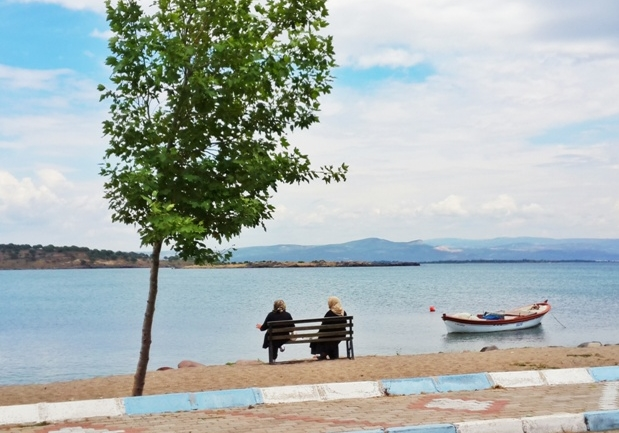 İzmir'in Sessiz Kasabası: Çandarlı
