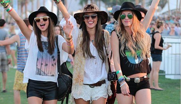 Festival Modasına Ayak Uydurmanın 10 Kuralı