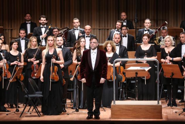 milli reasürans oda orkestrası by ali güler