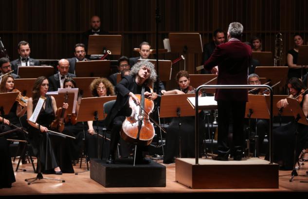steven isserlis & milli reasürans oda orkestrası by ali güler