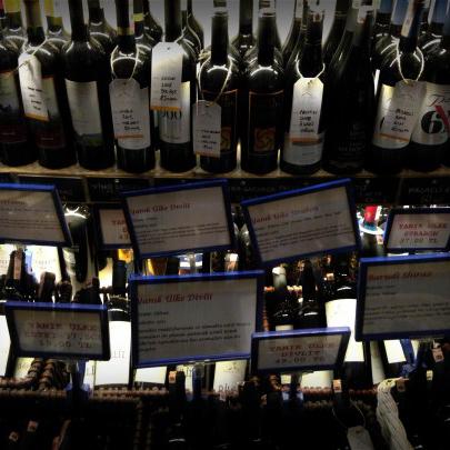 Müsaadenizle Sensus Şarap Evi'ni Biraz Öveceğim