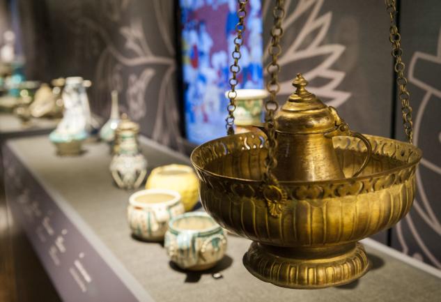 Pera Müzesi'nde Sıra Dışı Bir Kahve Molası