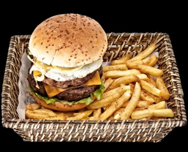 burger – eggnburger