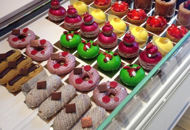 Paris'in Pastaneleri ve Çikolatacıları: En Tatlı Rotalar