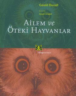 kitap – ailem ve oteki hayvanlar