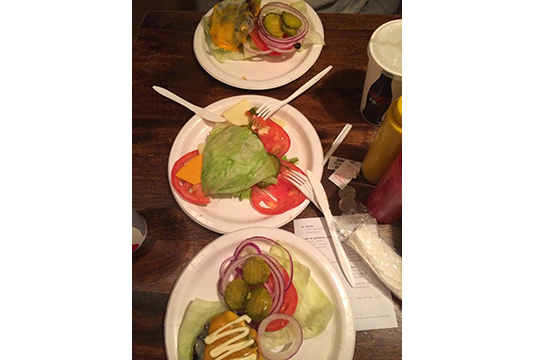 new york burger – burger joint 2