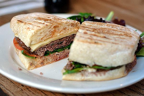new york burger – rubys bronte burger