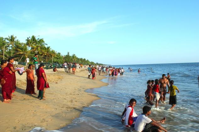 Cherai Plajı