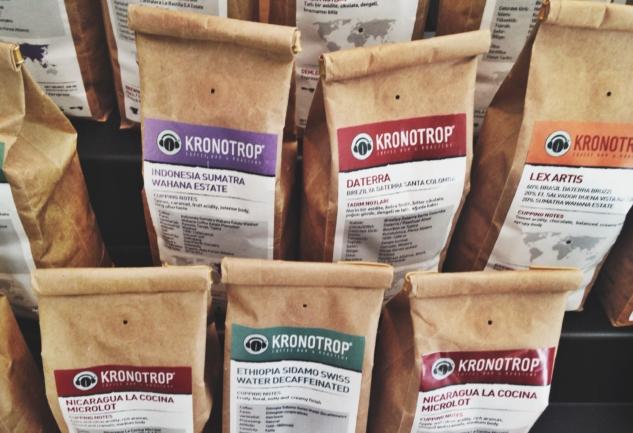Konsept Kahvenin Uğrak Noktaları: Kronotrop