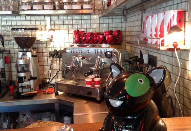 Konsept Kahvenin Uğrak Noktaları: Sunday Coffee Shop