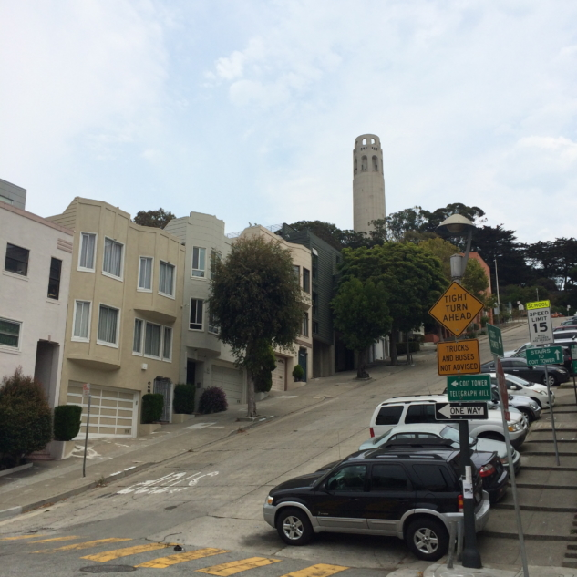 san francisco – coit tower