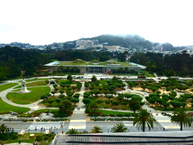 san francisco – california academy of sciences