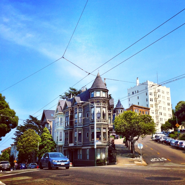 san francisco – haight street