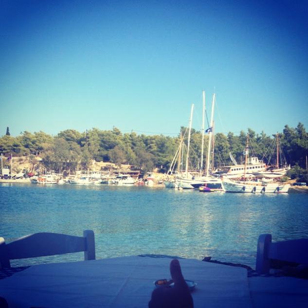 Spetses Adası