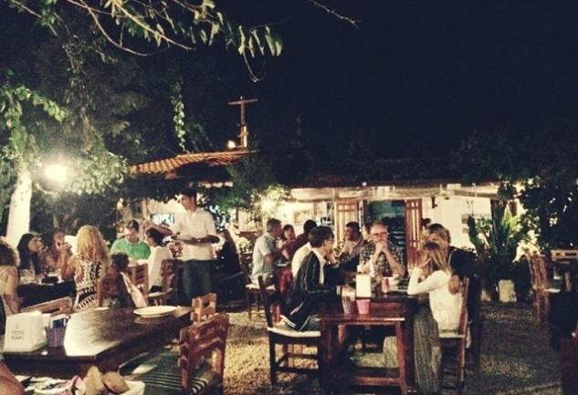 Bağarası Restoran (İsmail'in Yeri): Bitez'in Portakal Bahçelerinde