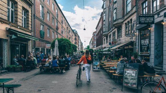 Bir Liman Şehri: Kopenhag