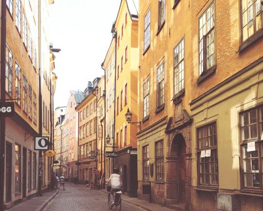Stockholm: Berlin'i Aldattığım Şehirden Gezi Notları