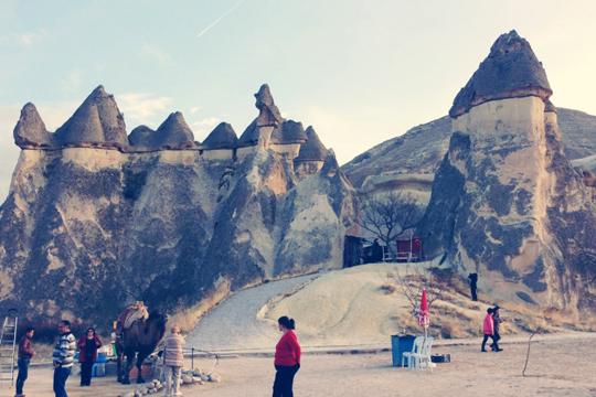 yurtici – kapadokya