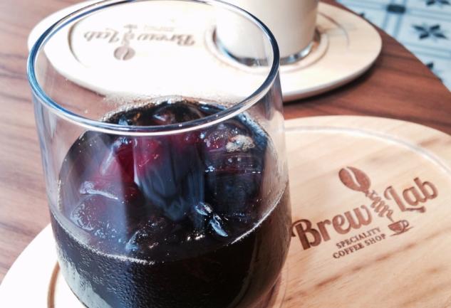 Konsept Kahvenin Uğrak Noktaları: Brew Lab