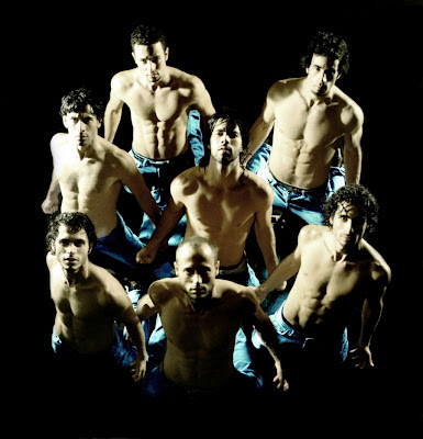 Senkronize Flamenko Figürleri Koreografi ile Beraber: Los Vivancos