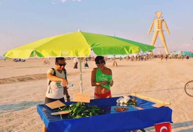 Alper Nakri ile EMMY Adaylığı ve Burning Man Üzerine