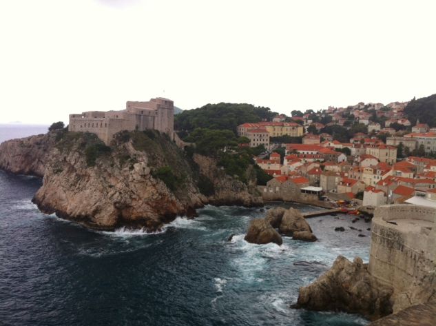 Görsel bir şölen; Dubrovnik