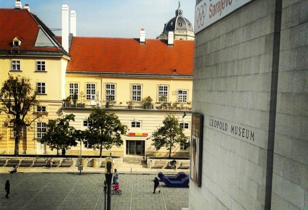 Klimt, Schiele ve Daha Fazlası: Leopold Museum
