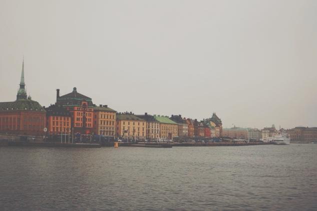 Stockholm'de Bol Kahveli, Yemeli İçmeli Bir Gün