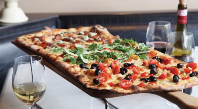 Pizza alla Romana | Fotoğraf: silviocicchi.com/