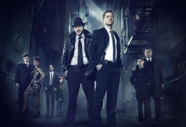 Batman'i Yaratan Şehir: Gotham