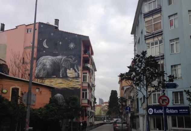 Kadıköy'de Bir Cumartesi