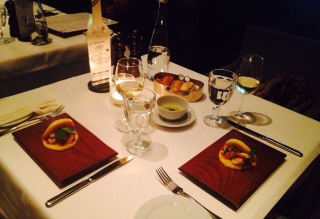 Beymen Brasserie'de Restoran Haftası Deneyimi