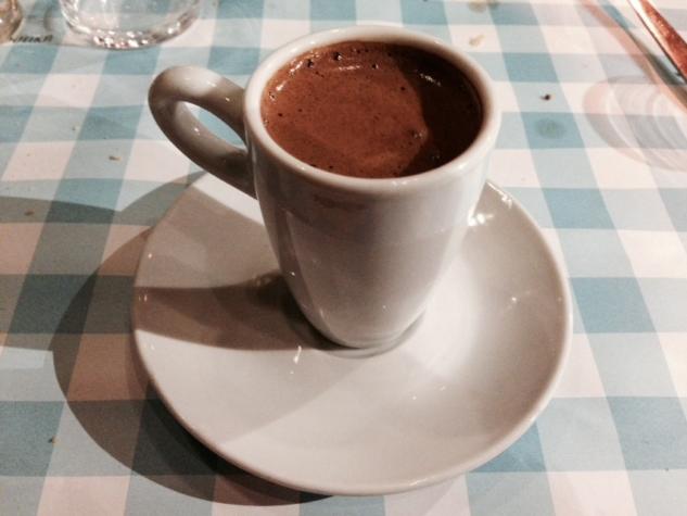 selanik – kahve