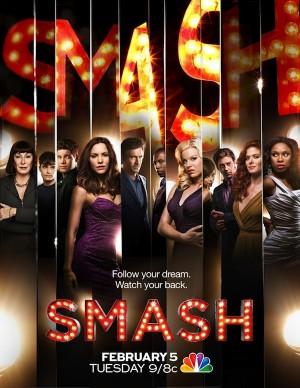 Broadway Müzikallerinin Perde Arkası Televizyonda: Smash