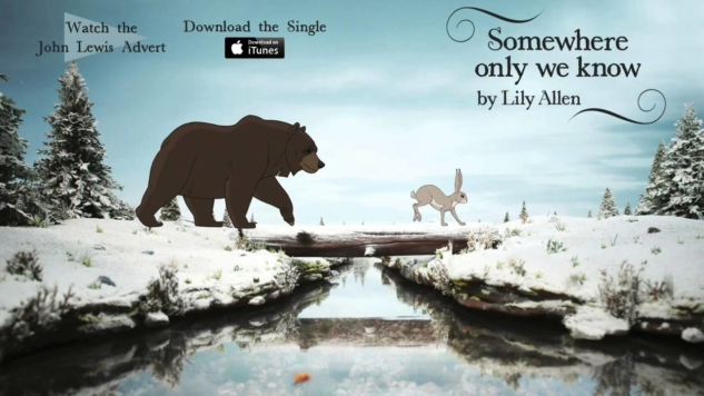 somewhere only we know 2