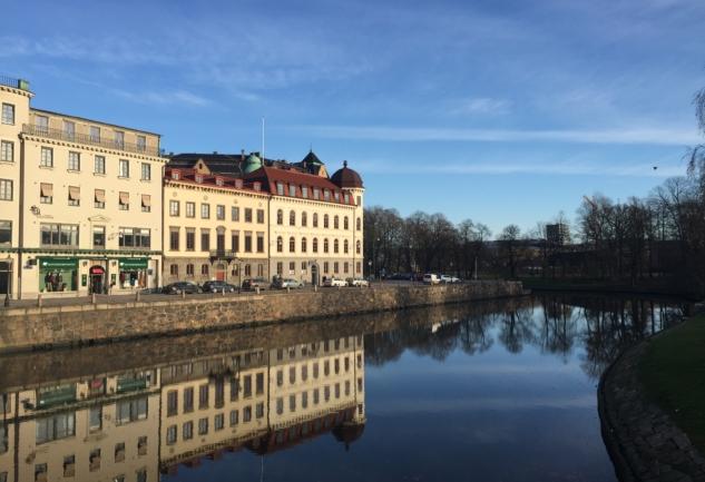 İskandinavya'ya İlk Ama Son Olmayacak Seyahat: Göteburg'a Hayran Kalmak
