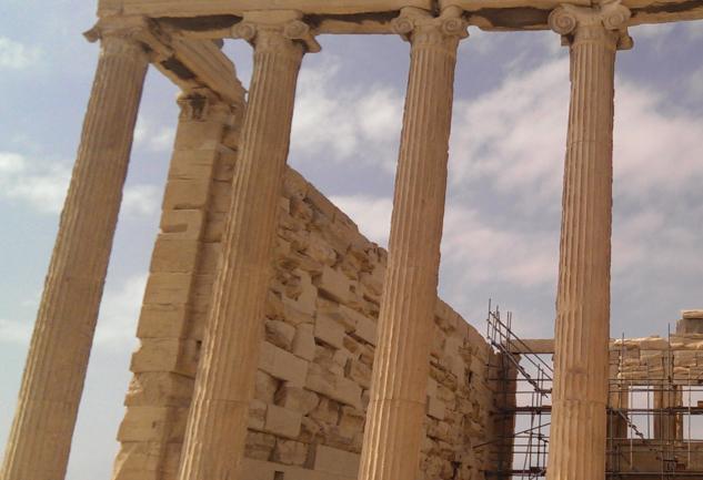 Bilgeliğin Tanrıçası Athena'nın Şehri: Atina