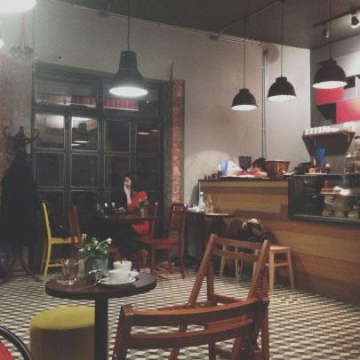 Cafe Mu: Yenideğirmeni'nin Pek Keyiflisi