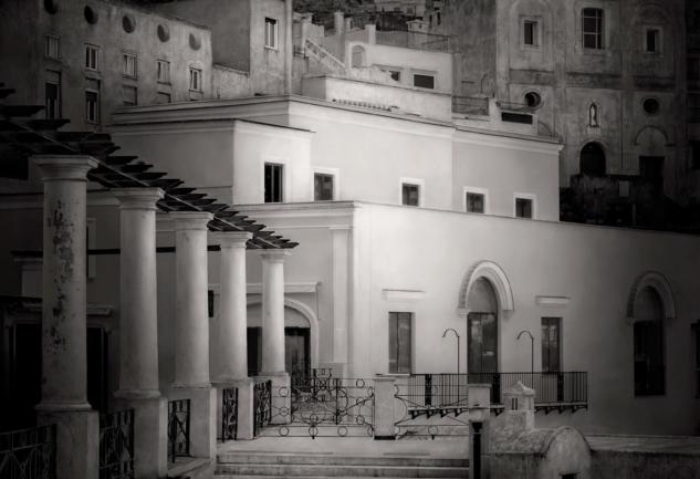 CAPRI TREND: Capri, İtalya'dan Gezici Fotoğraf Sergisi