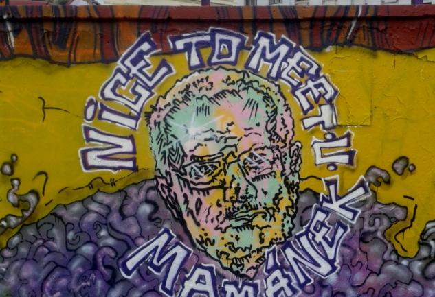 Prag: Masal Şehirde Sokak Sanatı Peşinde!
